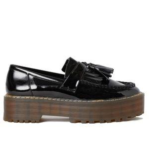 H\u0026M Shoes | Bnib Hm Platform Tassel